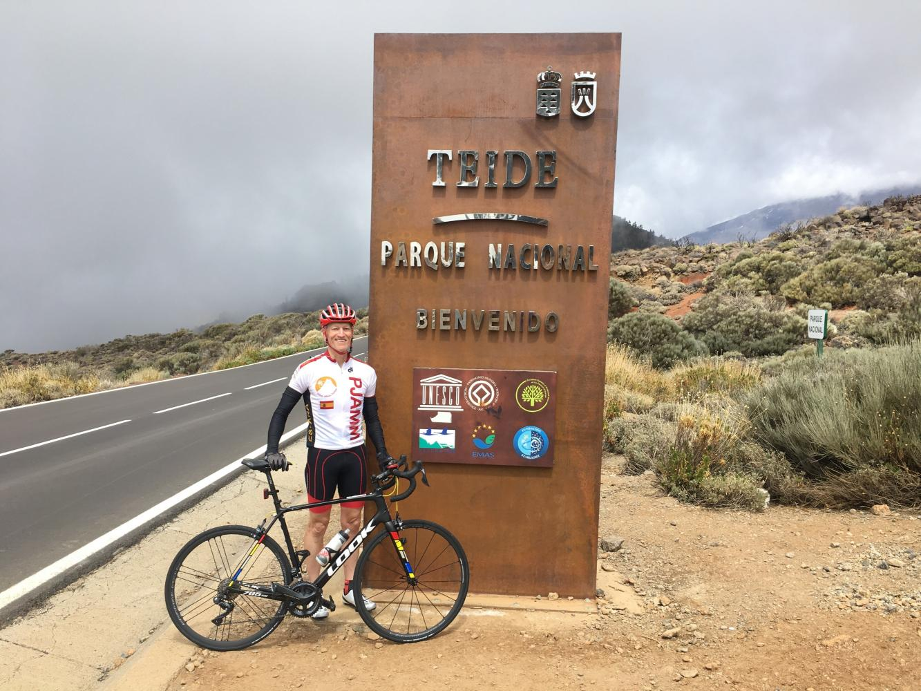Teide, Los Cristianos Bike Climb - PJAMM Cycling