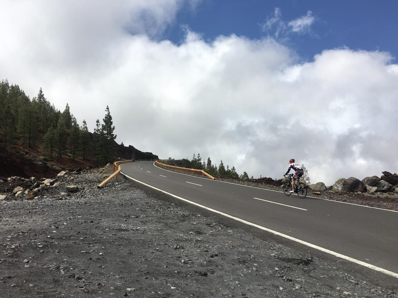 Teide, Playa La Arena Bike Climb - PJAMM Cycling