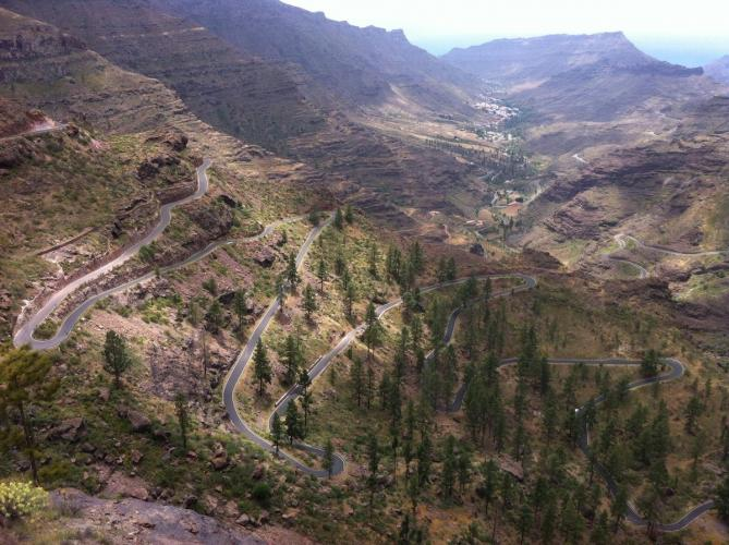 Tauro Pass  Bike Climb - PJAMM Cycling