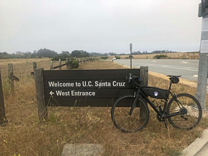 Empire Grade Bike Climb - PJAMM Cycling
