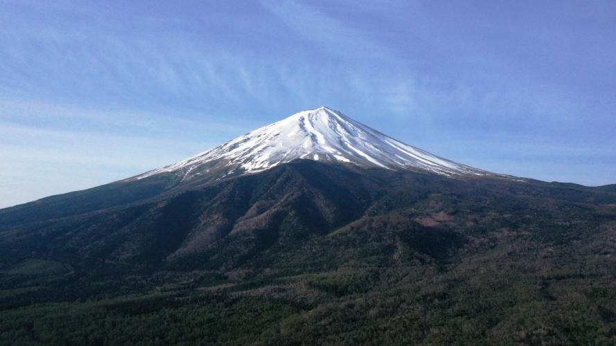Mt. Fuji (Subara Line - Hwy 702) Bike Climb - PJAMM Cycling