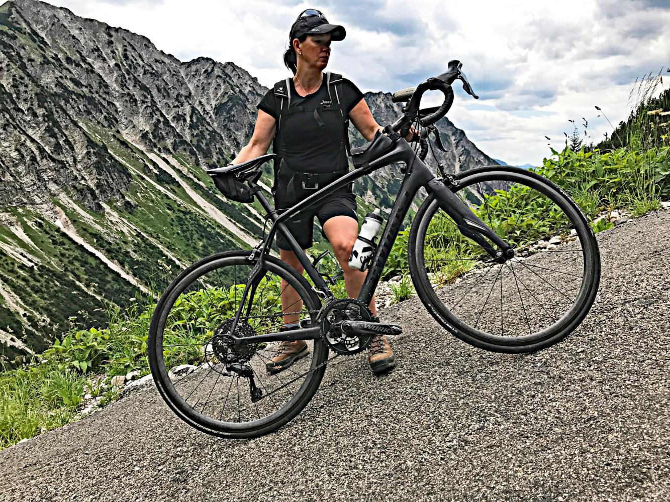 Nebelhorn Bike Climb - PJAMM Cycling