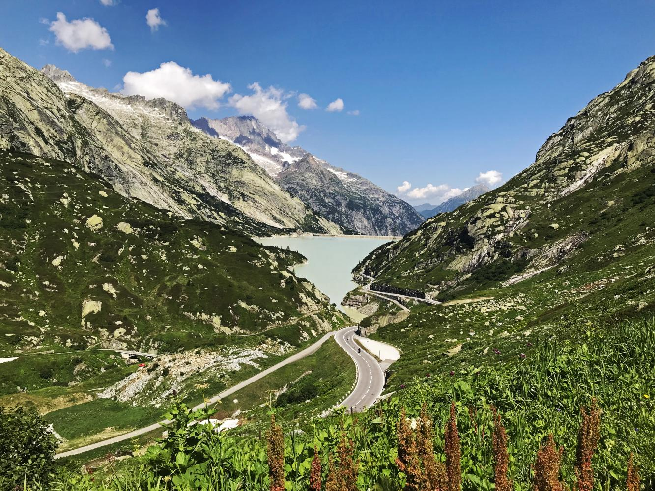 Grimselpass - Innertkirchen  Bike Climb - PJAMM Cycling