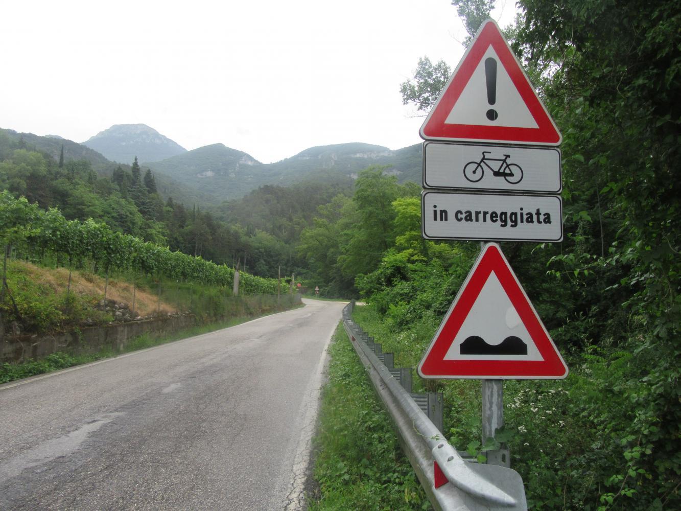 Passo Fitanze Bike Climb - PJAMM Cycling