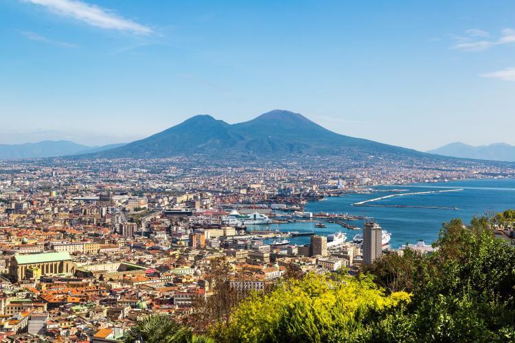 Mount Vesuvius Bike Climb - PJAMM Cycling