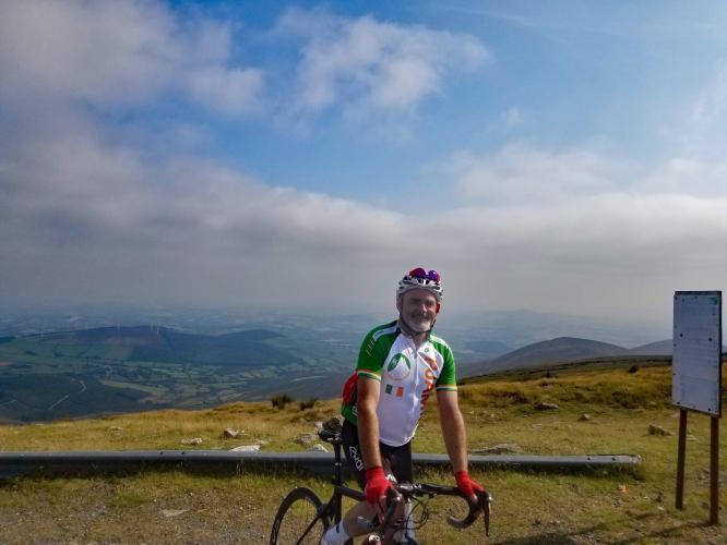 Mount Leinster (Bunclody) Bike Climb - PJAMM Cycling