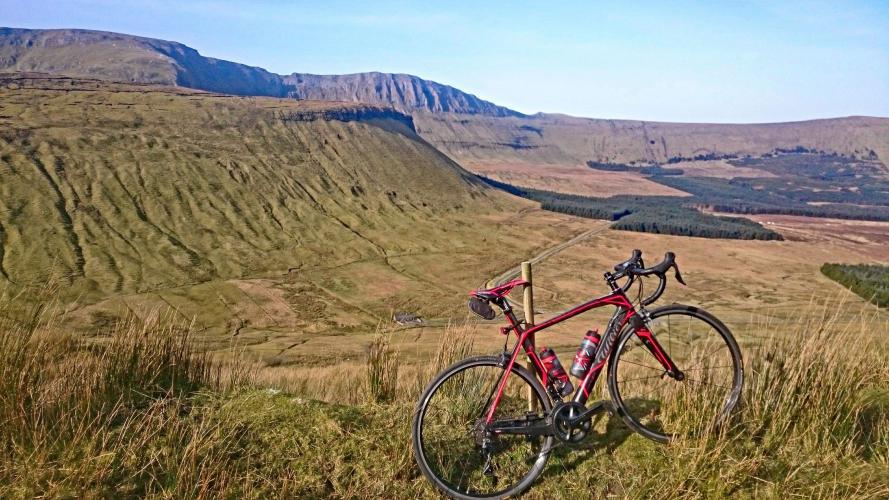 Horseshoe Road to Truskmore Bike Climb - PJAMM Cycling