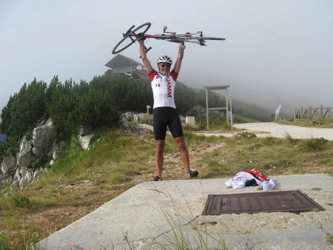 Blockhaus (Roccamorice) Bike Climb - PJAMM Cycling