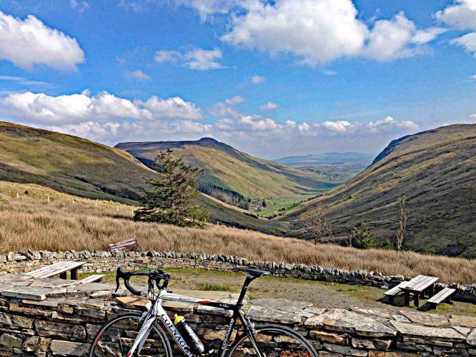 Glengesh Hill Bike Climb - PJAMM Cycling