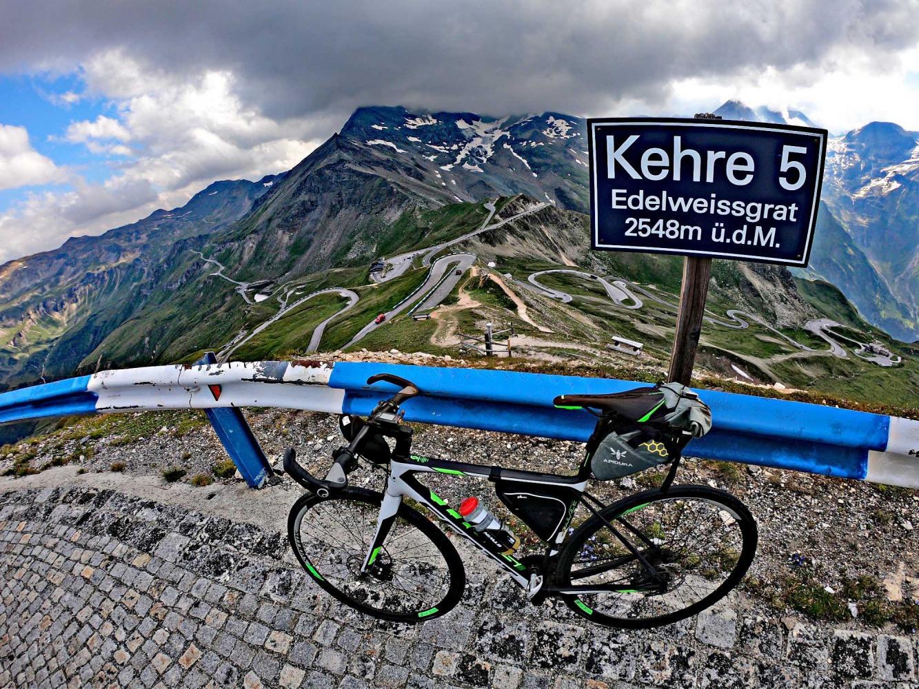 Grobglockner (Fusch) Bike Climb - PJAMM Cycling