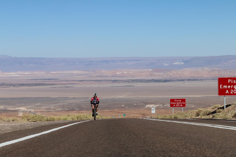 Hwy 27 - Atacama  Bike Climb - PJAMM Cycling