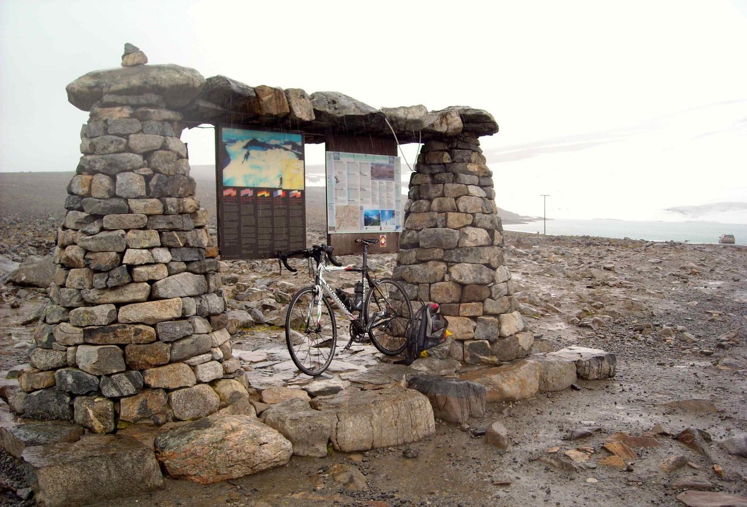 Juvasshytta Bike Climb - PJAMM Cycling