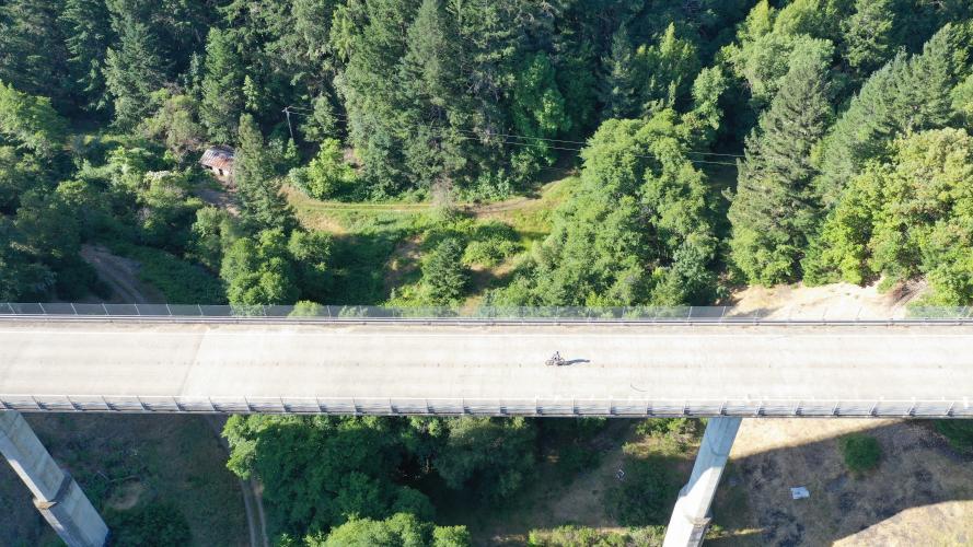Skaggs Springs-Stewarts Point Roads East 2 Bike Climb - PJAMM Cycling