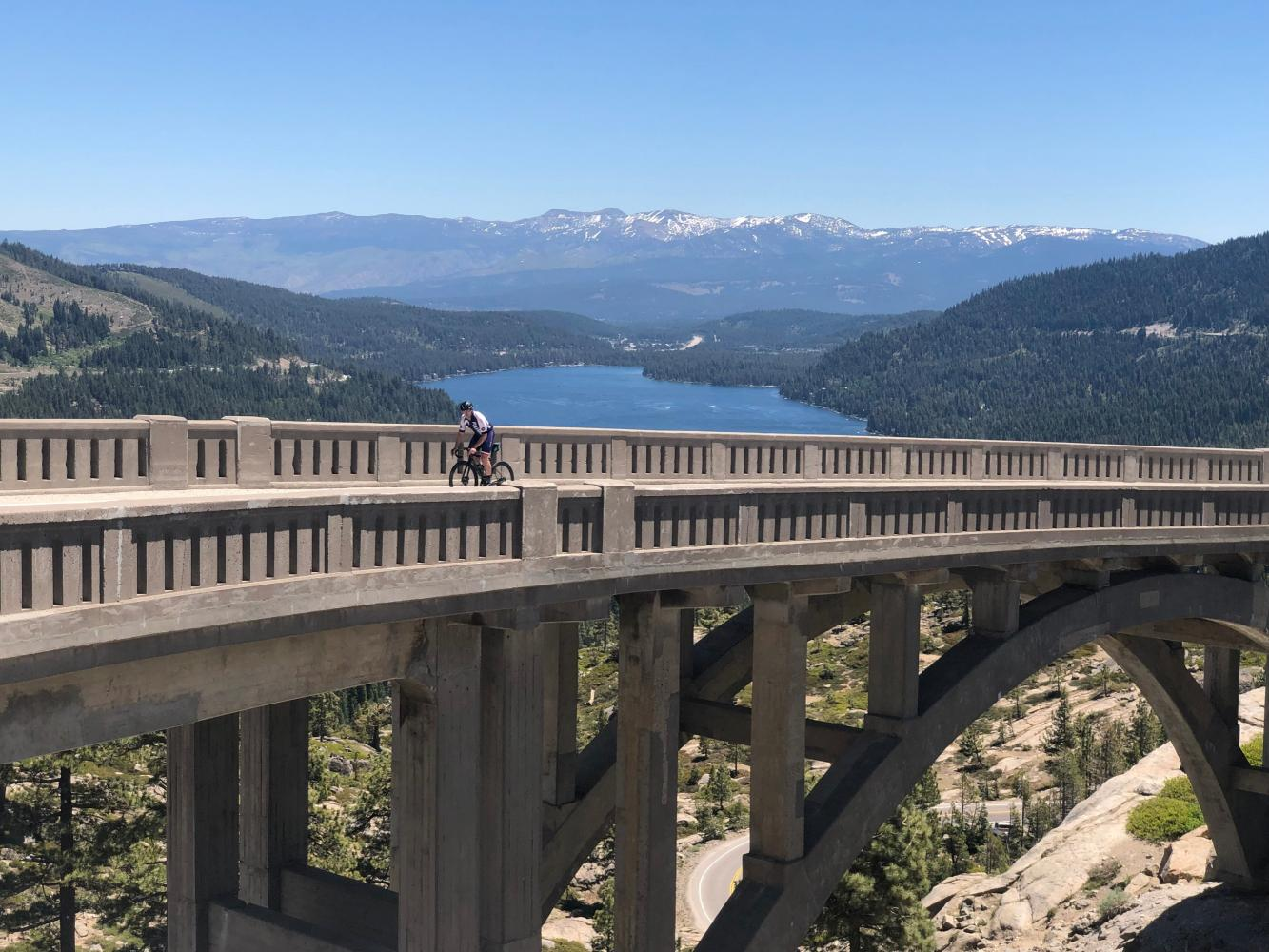 Donner Summit Bike Climb - PJAMM Cycling