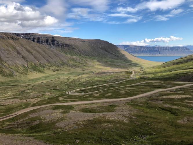 Vestfjarðavegur Bike Climb - PJAMM Cycling