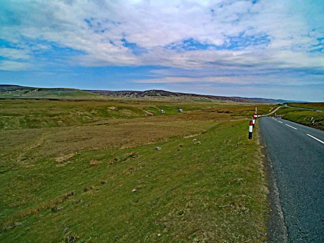 Shot Moss (SW #182) Bike Climb - PJAMM Cycling