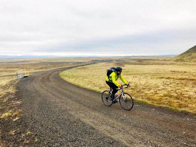 Hellisheiði South Bike Climb - PJAMM Cycling