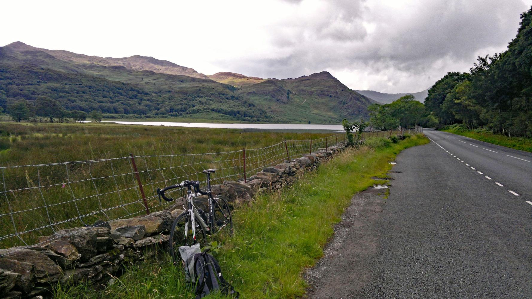 Llanberis Pass (SW #189) Bike Climb - PJAMM Cycling