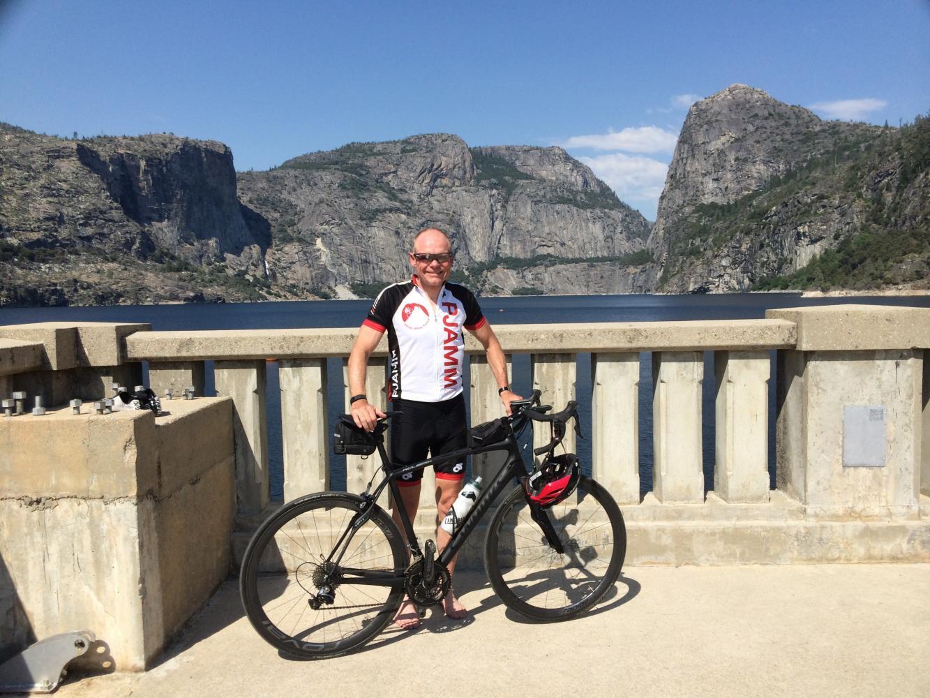 Hetch Hetchy Dam Climb Bike Climb - PJAMM Cycling
