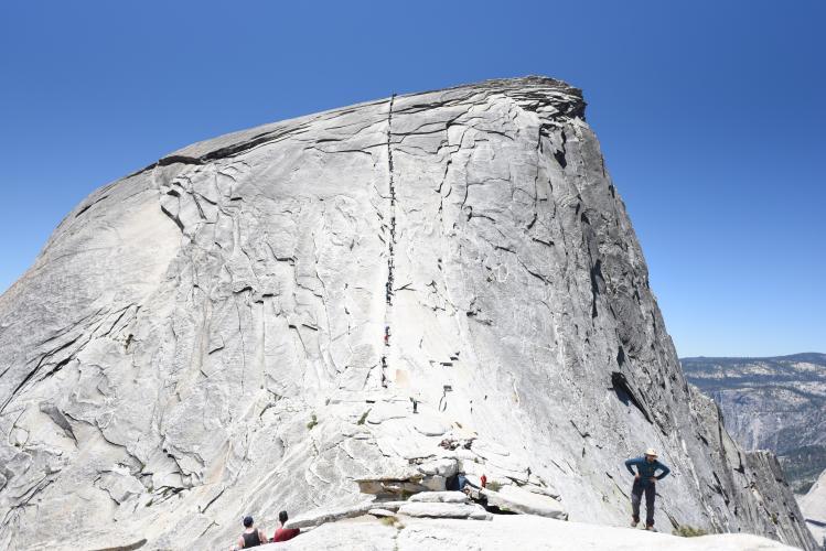 Yosemite National Park Bike Climb - PJAMM Cycling
