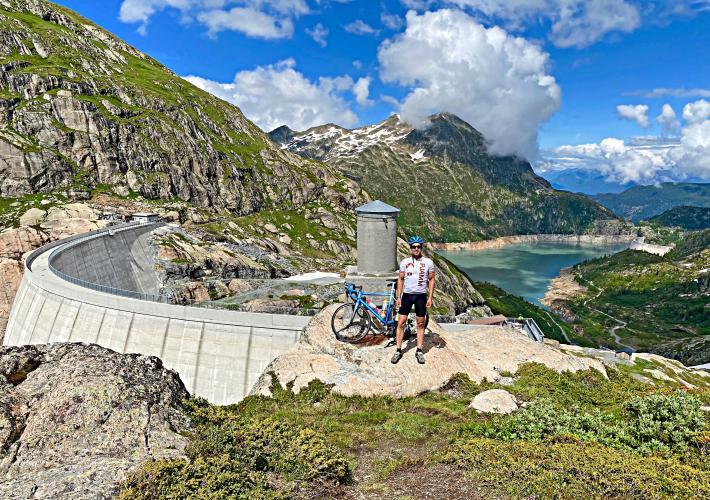 Lac du Vieux-Emosson Bike Climb - PJAMM Cycling