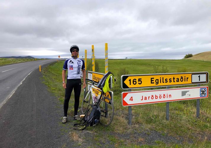 Namaskaro Bike Climb - PJAMM Cycling