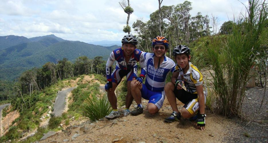 Yersin & Hon Ba Mountain Bike Climb - PJAMM Cycling