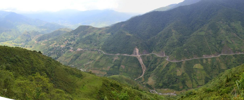 Khau Pha Pass Bike Climb - PJAMM Cycling