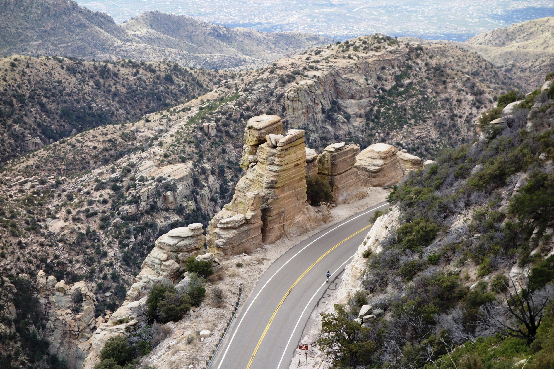 Mt. Lemmon, AZ, USA - PJAMM Cycling - Climb of the Week