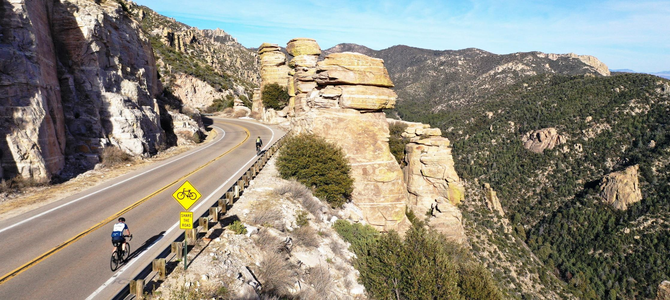 Mt. Lemmon - PJAMM Cycling