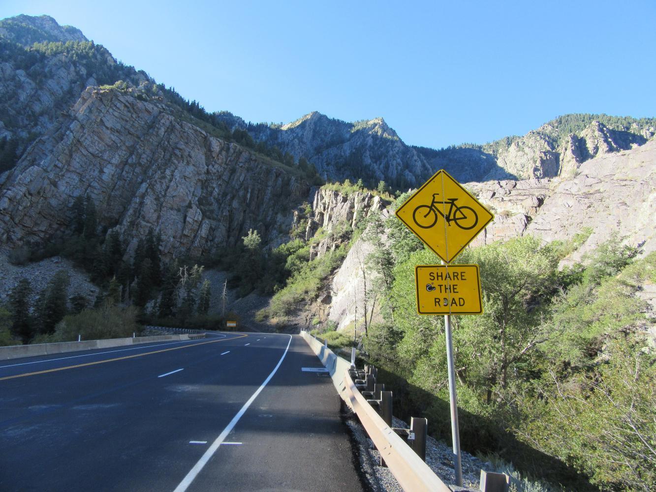 Big Cottonwood Canyon - PJAMM Cycling
