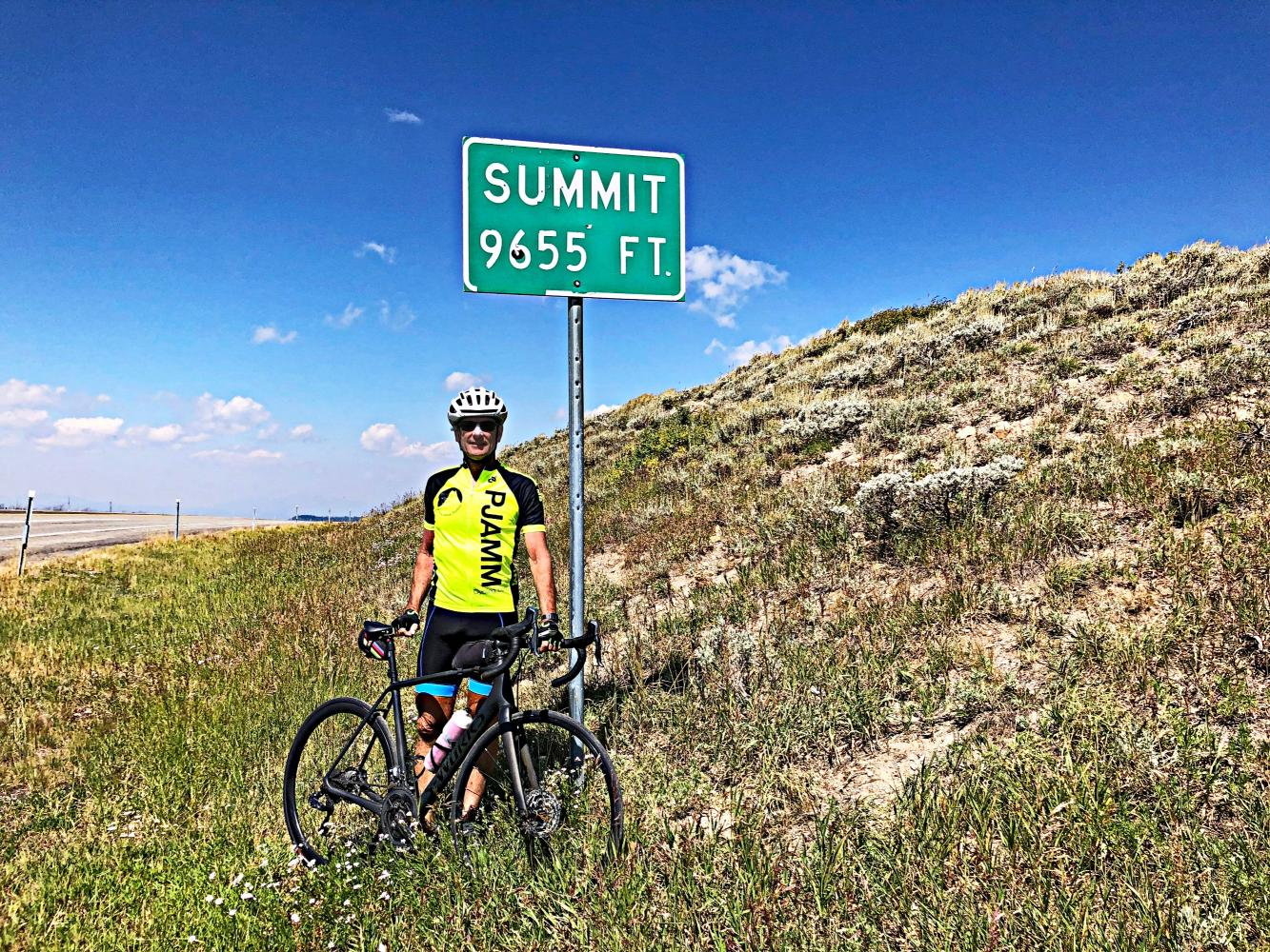 Hwy 31 East Bike Climb - PJAMM Cycling