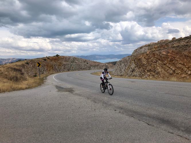 Bear Lake Summit East Bike Climb - PJAMM Cycling