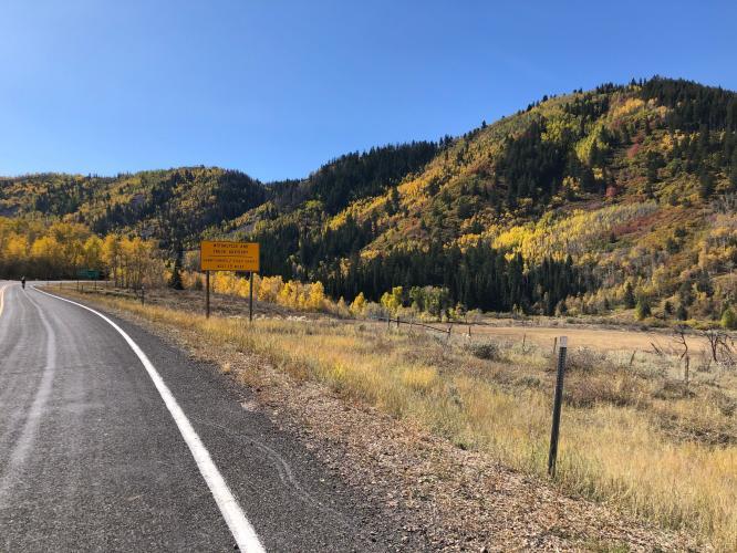 Wolf Creek Summit West Bike Climb - PJAMM Cycling