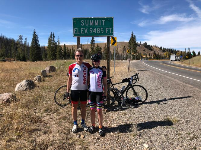 Wolf Creek Summit East Bike Climb - PJAMM Cycling