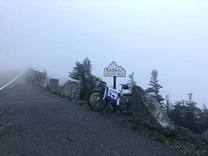 Whiteface Mountain (Franklin Falls) Bike Climb - PJAMM Cycling