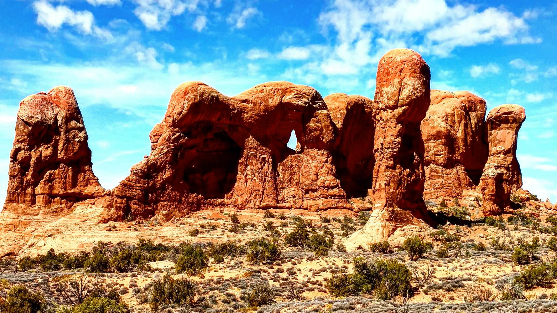 Arches National Park Bike Climb - PJAMM Cycling