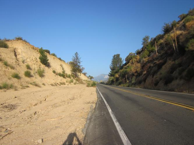 Hwy 330 Bike Climb - PJAMM Cycling