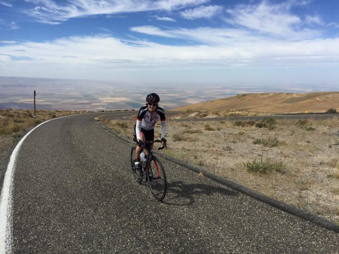 Mt. Harrison Bike Climb - PJAMM Cycling
