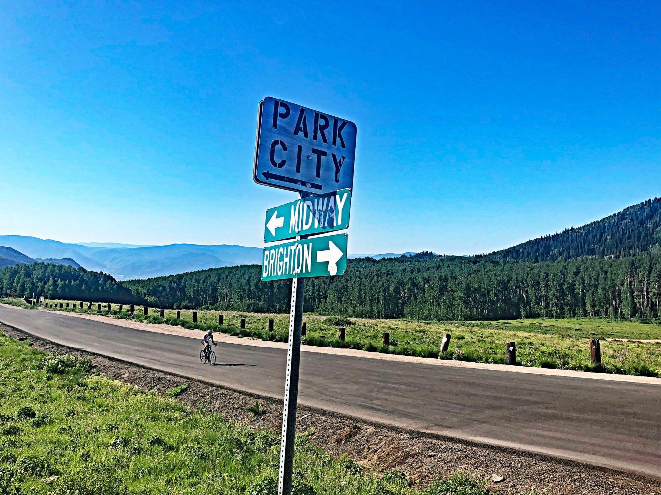 Empire Pass, Midway Bike Climb - PJAMM Cycling