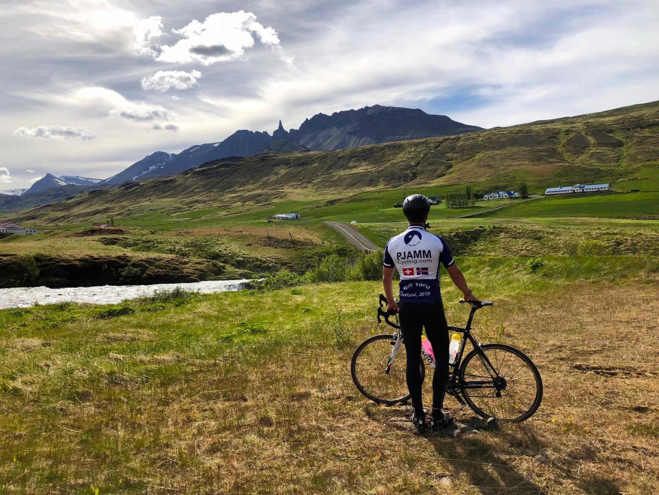 Oxnadalsheioi East Bike Climb - PJAMM Cycling