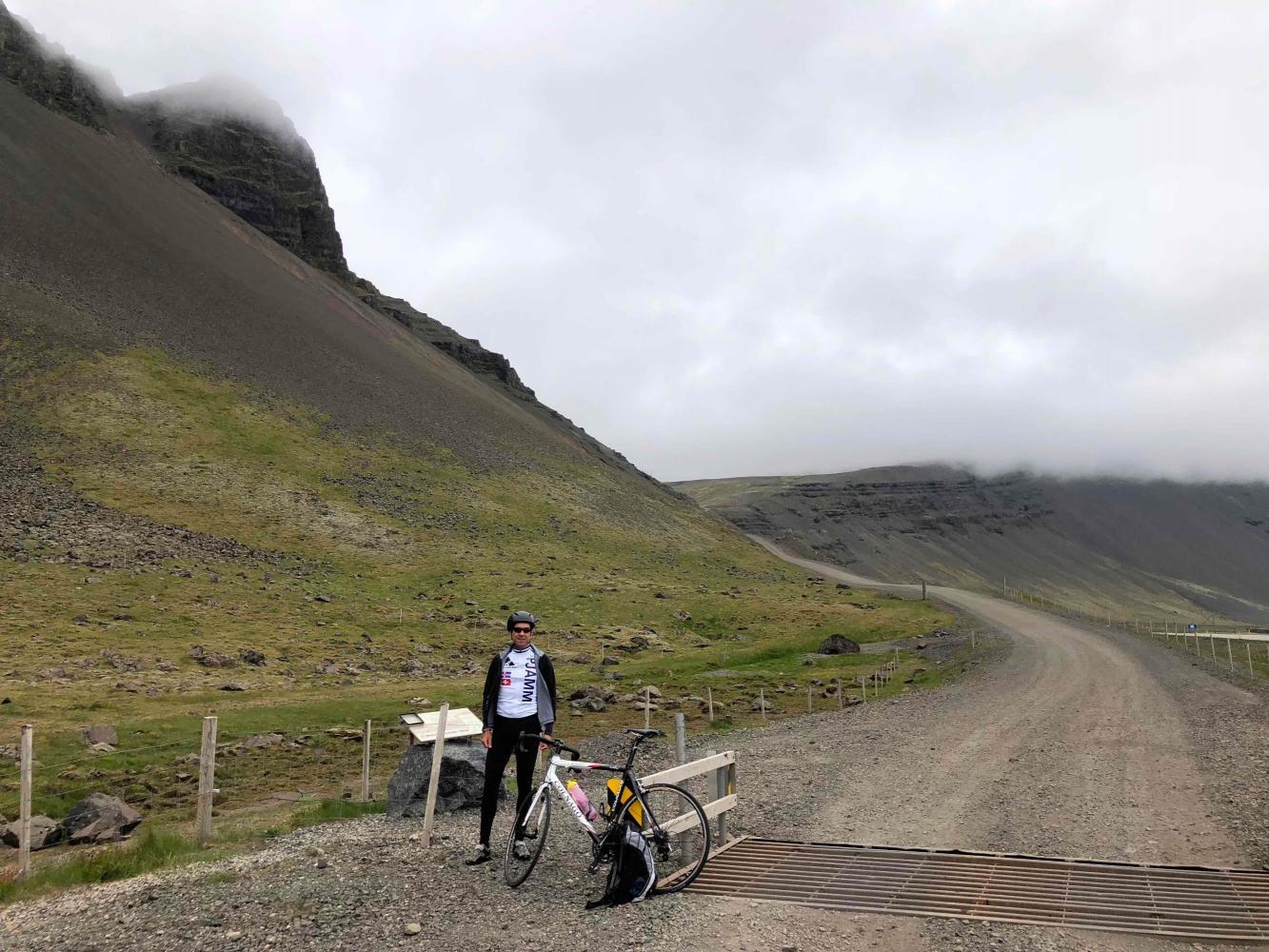 Almannaskaro North Bike Climb - PJAMM Cycling