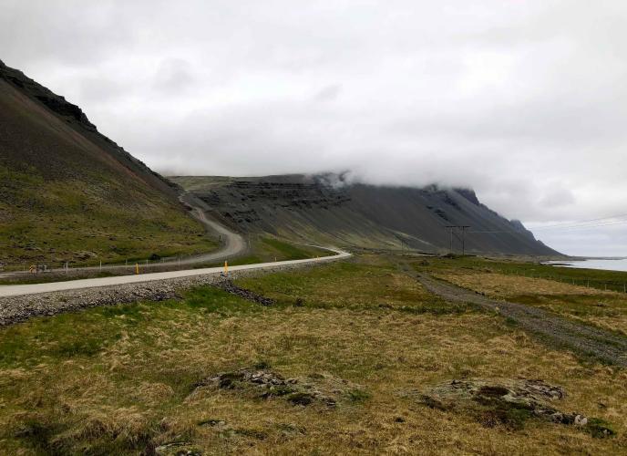 Almannaskaro South Bike Climb - PJAMM Cycling