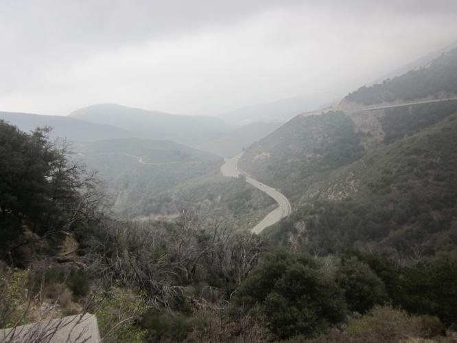 Hwy 18 - Old Waterman Canyon Bike Climb - PJAMM Cycling