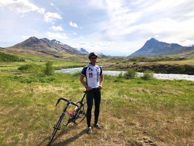 Oxnadalsheioi North Bike Climb - PJAMM Cycling