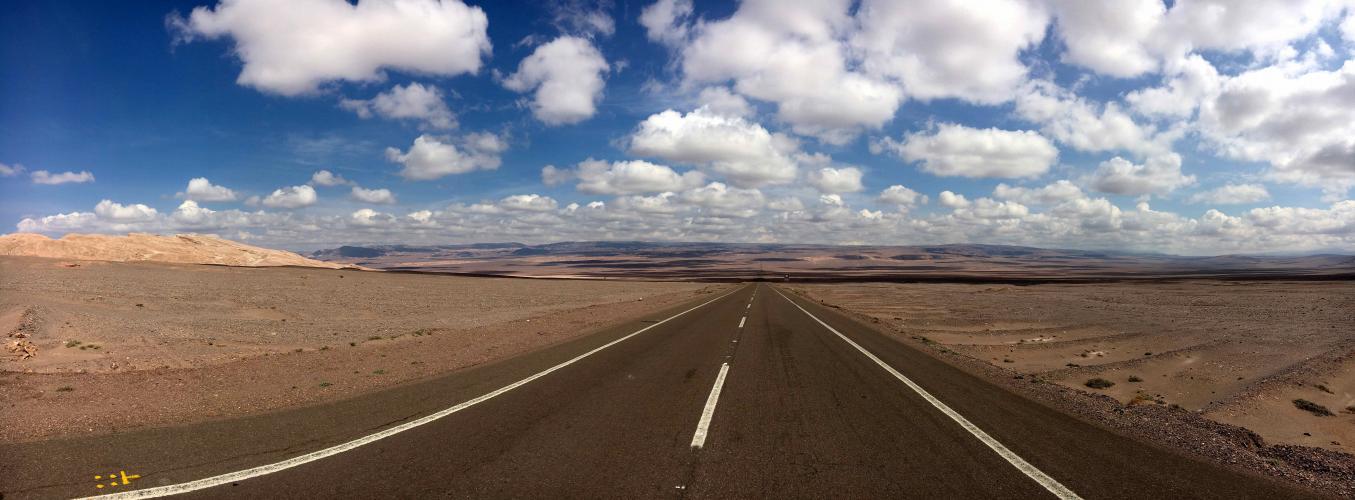 San Pedro de Atacama - Lican Bike Climb - PJAMM Cycling