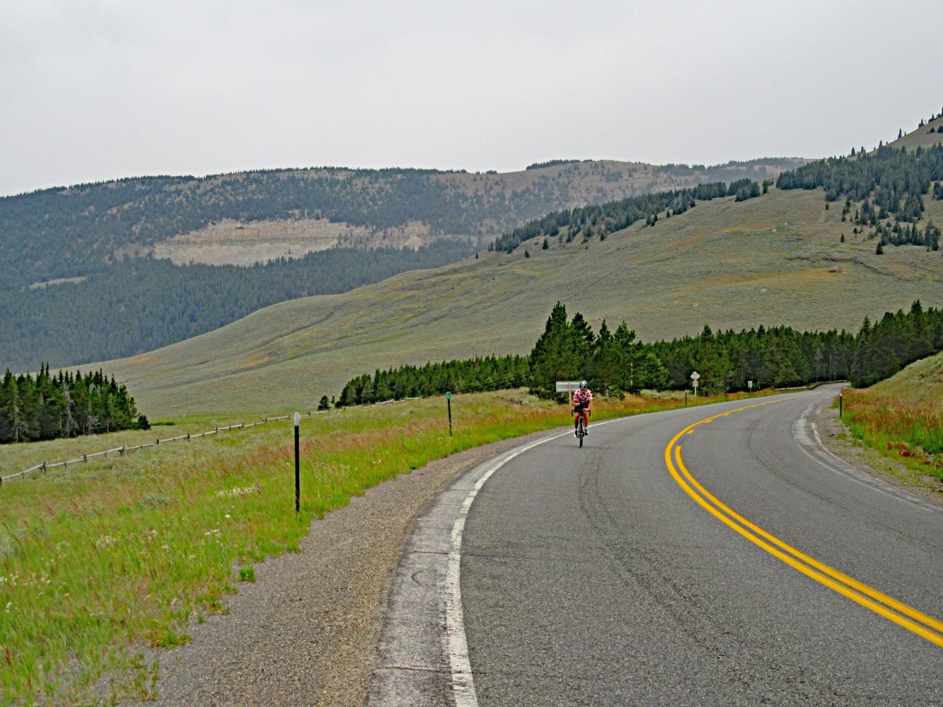 Granite Pass Bike Climb - PJAMM Cycling