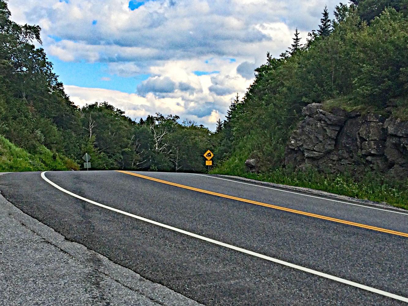 Appalachian Gap West Bike Climb - PJAMM Cycling