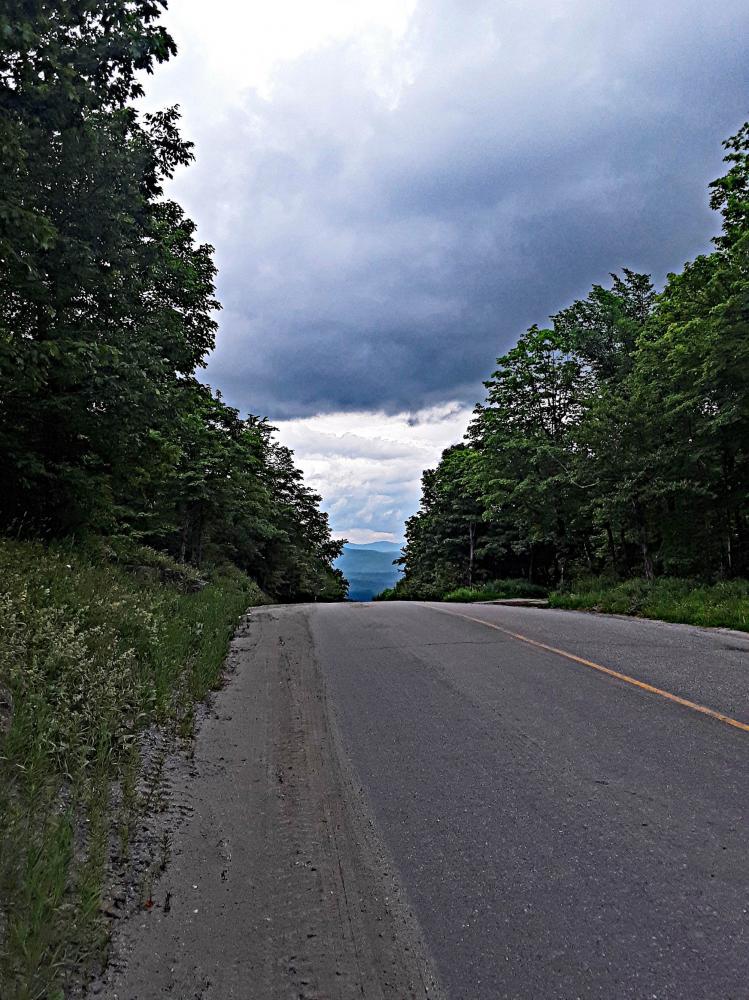 Roxbury Gap East Bike Climb - PJAMM Cycling