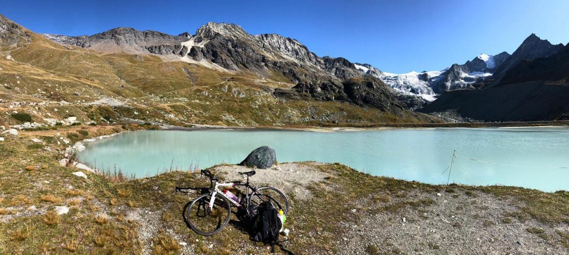 Glacier de Moiry Bike Climb - PJAMM Cycling
